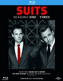 Suits - Series 1-3 Box Set [Blu-ray] [2013] [Region Free]