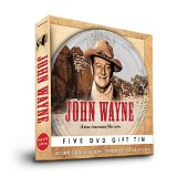 John Wayne Film Reel Collection DVD