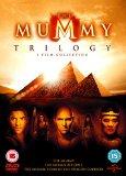The Mummy Trilogy [DVD + UV Copy]