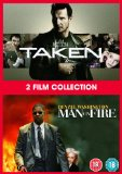 Taken/Man On Fire [DVD]