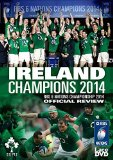 Ireland Champions RBS 6 Nations 2014 [DVD]