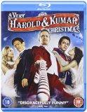 A Very Harold and Kumar Christmas [Blu-ray] [2012] [Region Free]