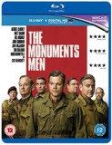 The Monuments Men [Blu-ray + UV Copy]