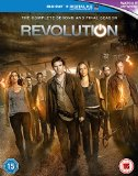 Revolution - Season 2 [Blu-ray] [Region Free]