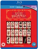 The Grand Budapest Hotel [Blu-ray + UV Copy]