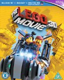 The Lego Movie [Blu-ray 3D + Blu-ray + UV Copy] [2014] [Region Free] Blu Ray