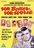 For Better, For Worse [DVD]