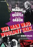 The Man Who Wouldn't Talk DVD