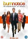 Burn Notice - Complete Season 1-7 [DVD] [2014]