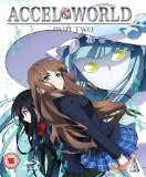 Accel World: Part 2 [Blu-ray]