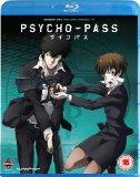 Psycho-Pass: Season 1 - Part 1 [Blu-ray]