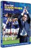 Everton 2013/14 Season Review [DVD]