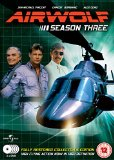 Airwolf - Complete Season 3 (5 Disc Box Set) [DVD]