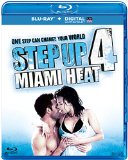 Step Up 4: Miami Heat [Blu-ray] [Region Free]
