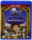 Ratatouille [Blu-ray 3D + Blu-ray] [Region Free]