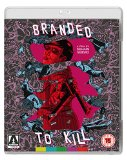 Branded to Kill [Dual Format DVD & Blu-ray] Blu Ray