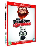 Mr. Peabody and Sherman [Blu-ray 3D + Blu-ray]