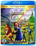 Legends of Oz: Dorethy's Return BD [Blu-ray]