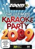 Zoom Karaoke DVD - The Ultimate Karaoke Party 2009 - 30 Songs