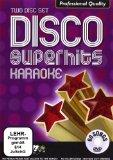 Zoom Karaoke - Disco Superhits - Double DVD - 60 Songs DVD