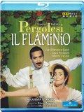 Pergolesi: Il Flaminio (Juan Francisco Gatell/ Laura Polverelli/ Ottavio Dantone/ Michal Znaniecki) (Arthaus: 108067) (2010) [Blu-ray] [2012]