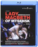 Shostakovich: Lady Macbeth [Blu-ray] [2010] [Region Free]