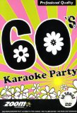 Zoom Karaoke - Sixties Karaoke Party (60's) - DVD - 60 Songs