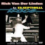 Rick Van Der Linden -An Ekseptional Trace [DVD]