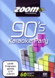 Zoom Karaoke DVD - Nineties Karaoke Party (90's) - 60 Songs DVD