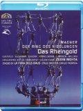 Wagner: Das Rheingold (Das Rheingold - Staged By La Fura Dels Baus) [Blu-ray] [2007] [2009]