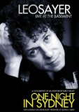Leo Sayer: One Night In Sydney - Live At The Basement [DVD] [2006]