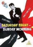 Saturday Night And Sunday Morning [DVD] [1960]