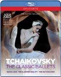 Tchaikovsky: Classic Ballets [Marianela Núñez, Thiago Soares, Miyako Yoshida] [Opus Arte: OABD7131D] [Blu-ray] [2013]