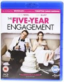 The Five-Year Engagement [Blu-ray]
