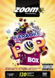 Zoom Karaoke Pop Box Party Pack - 4 DVD Box Set - 120 Songs