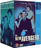 The New Avengers: The Complete Series - Episodes 1-26 [DVD]