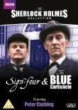 Sherlock Holmes - Sign of Four & The Blue Carbuncle [DVD] [2004]