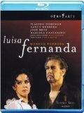 Torroba: Luisa Fernanda [Blu-ray] [2010] [Region Free]