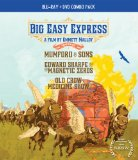 Big Easy Express [Blu-Ray + DVD Combo Pack] [2012][Region Free]