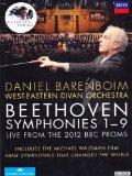 Beethoven: Symphonies 1- 9 (Barenboim) [DVD] [2013]