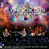 Live In Europe  [2013] DVD