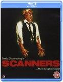 Scanners [Blu-Ray]