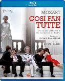 Mozart: Cosi Fan Tutte [A. Fritsch, P. Gardina, K. Avemo, J.F. Gatell, A. Wolf] [C Major: 714604] [Blu-ray] [2013]
