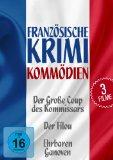 Französische Krimi-Komödien DVD