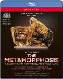 The Metamorphosis [Edward Watson, Laura Day, Nina Goldman, Neil Reynolds] [Blu-ray] [2014]