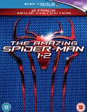 Amazing Spider-Man 1-2 [Blu-ray]