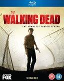 The Walking Dead - Season 4 [Blu-ray]
