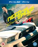 Need for Speed [Blu-ray 3D + Blu-ray] [2014]