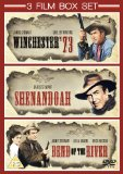 Winchester 73/Shenandoah/Bend In The River DVD