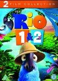 Rio / Rio 2  Box Set DVD
